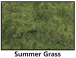 PSG-402 Peco Scene Static Grass 4mm Summer Grass (20gm)